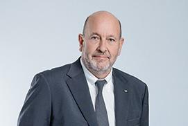 Michel Mathieu Directeur Général LCL