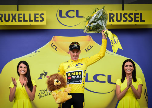 Étape 1 du Tour De France 2019