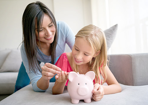 Apprendre à son enfant à gérer son budget