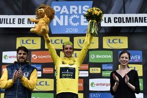 Vainqueur Paris-Nice 2018