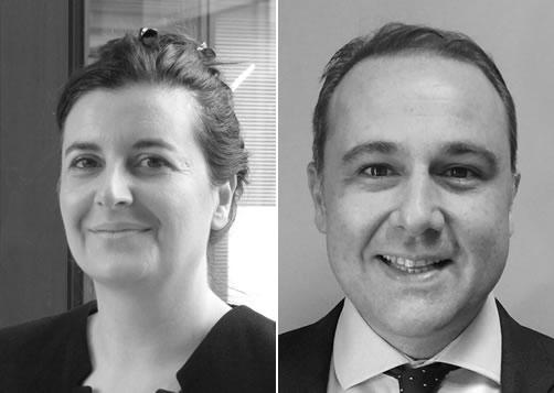 Cécile Roure et Vincent Thierry - LCL Banque Privée
