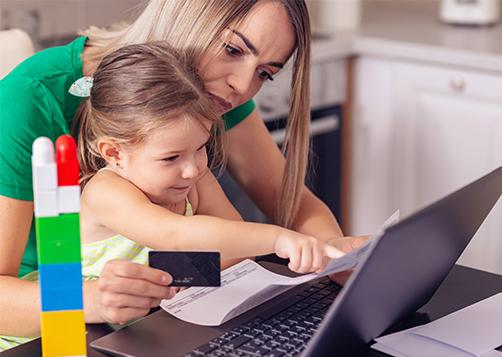 Ouvrir un compte bancaire pour son enfant