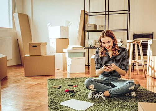Assurance habitation étudiants et jeunes actifs