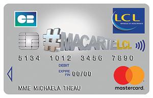 Carte Bancaire Gratuite Lcl.Lcl Lance Macartelcl Mastercard A Destination Des 12 17 Ans