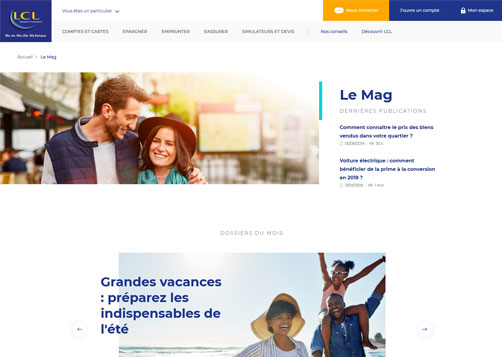 Le Mag LCL