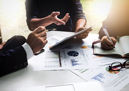Équilibre et diversification - LCL Banque Privée