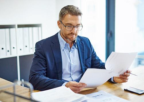 Formulaires de déclaration de revenus