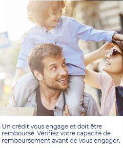 Un crédit vous engage et doit être remboursé. Vérifiez votre capacité de remboursement avant de vous engager.