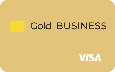 Carte LCL visa gold business