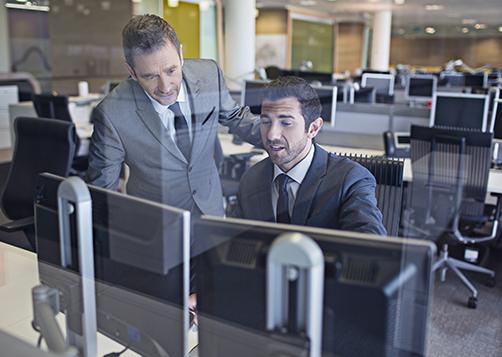 Acheter des actions en bourse sur un compte-titres