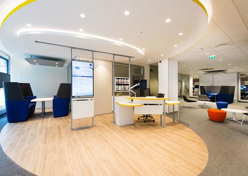LCL Mon Agence, un nouveau concept qui met l'humain au cœur de la relation avec les clients