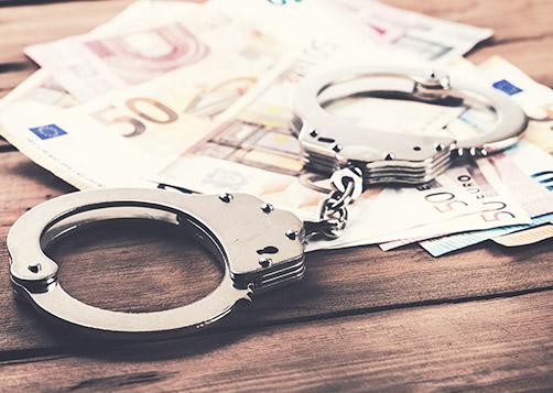 Lutte contre le blanchiment d'argent et le financement du terrorisme