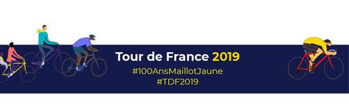 Tour de France 2019 - 100 ans du Maillot Jaune