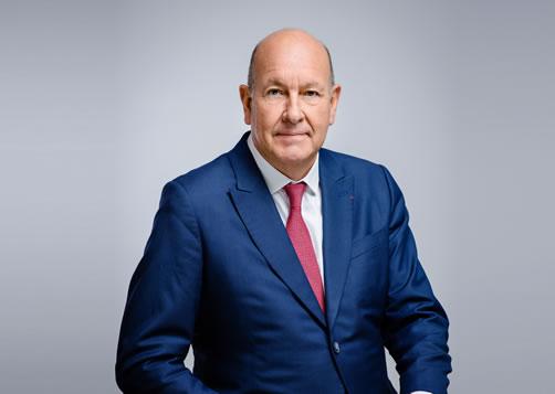 Michel Mathieu, Directeur général de LCL