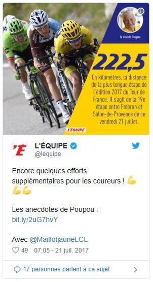 Tour De France 2017 Etape 19