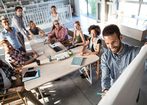 Développer et animer votre réseau de franchise : LCL Banque des professionnels