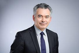 Olivier Nicolas Directeur Entreprises, Institutionnels, Gestion de Fortune et Banque Privée LCL